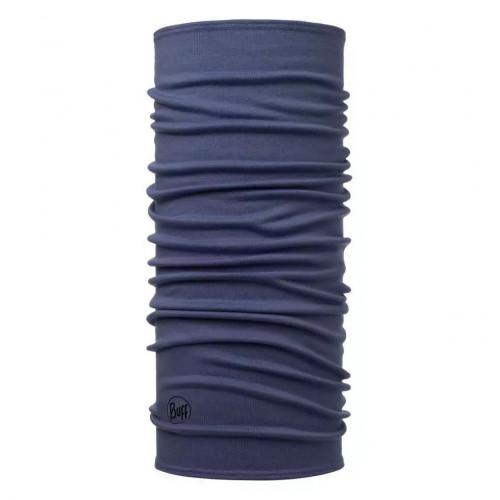 Tubular Outdoor Buff MW Merino Wool Solid Azul