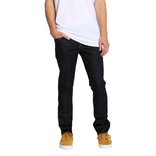Pantalon Skateboarding Volcom 2X4 Negro Hombre