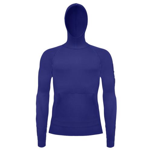 Sudadera Voltaica Fitness Max Azul Hombre