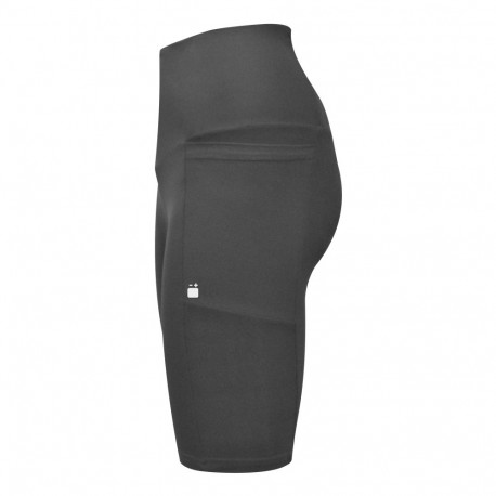 Short Voltaica Ciclismo Biker Fit Negro Mujer