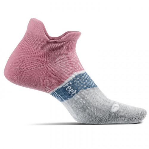 Calcetines Running Feetures UltraLight Rosa