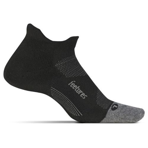 Calcetines Running Feetures Max NoShow Negro