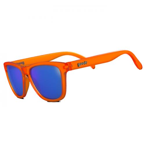 Lentes Running Goodr Donkey Goggles Naranja
