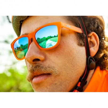 Lentes Goodr Running Donkey Goggles Naranja