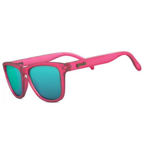 Lentes Running Goodr Flamingos On A Booze Cruise Rosa