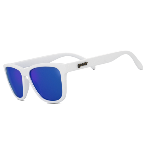 Lentes Running Goodr Iced By Yetis Blanco