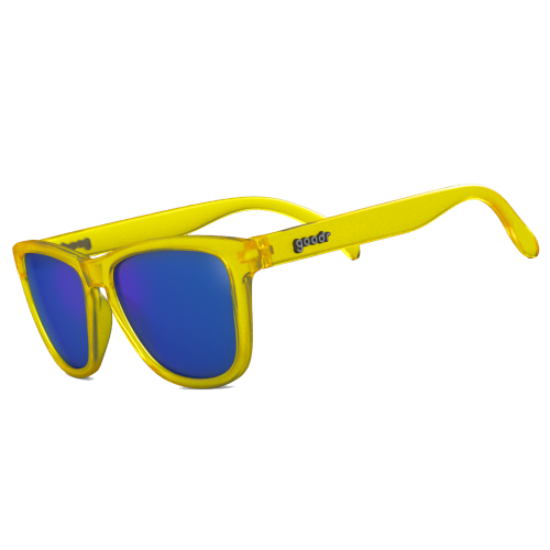 Lentes Running Goodr Swedish Meatball Hangover Amarillo