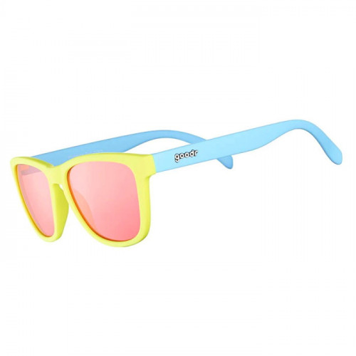 Lentes Running Goodr Pineapple Painkillers Amarillo