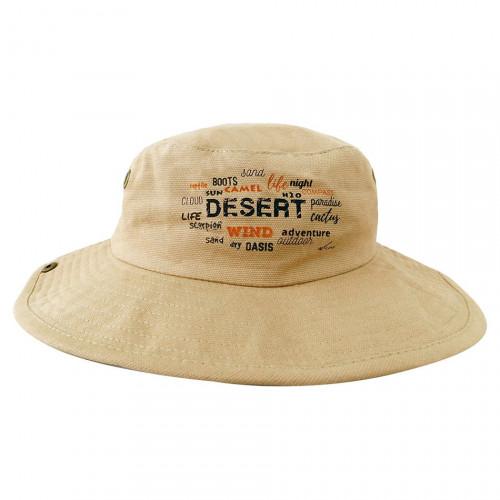 Sombrero Wallis Campismo Desert Khaki
