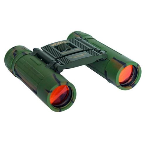 Binoculares Wallis Campismo Tipo Tejado 10 x 25 mm Verde