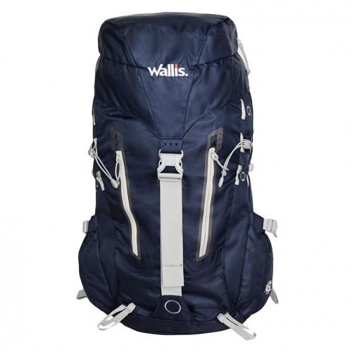 Mochila Wallis Campismo Sion Media Montaña 45 L Azul