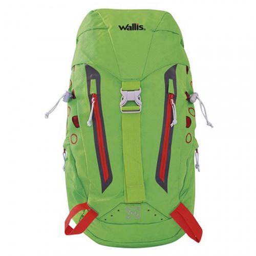Mochila Wallis Campismo Thapa Media Montaña 35 L Verde