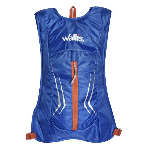 Mochila de Hidratacion Wallis Campismo Cactus Pro 1.5 L  Azul