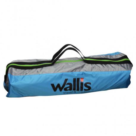 Tienda de Campaña Wallis Campismo Monodome 3 Azul