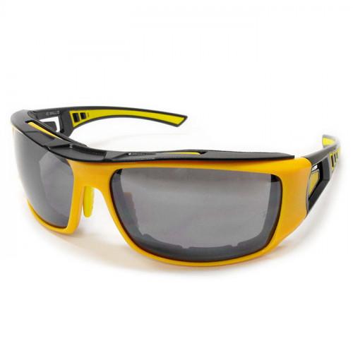Lentes Wallis Campismo Proteccion UV 400 Amarillo
