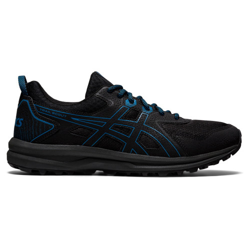 Tenis Trail Running Asics Trail Scout Negro Hombre