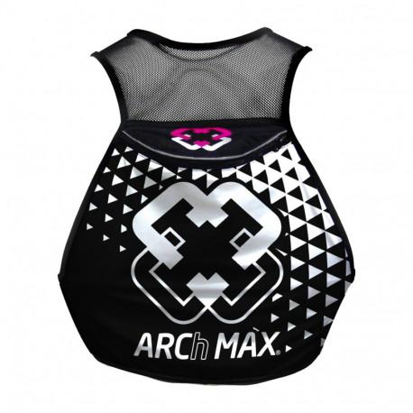 Chaleco de Hidratacion Running Arch Max Hydration Vest 12 L Negro
