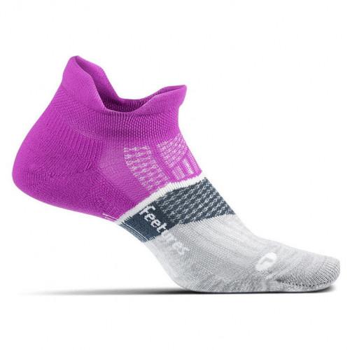 Calcetines Running Feetures Light Morado