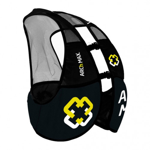 Chaleco Running Arch Max Hydration Vest 2.5 L Negro