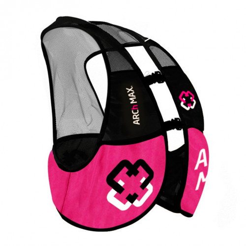 Chaleco Running Arch Max Hydration Vest 2.5 L Rosa