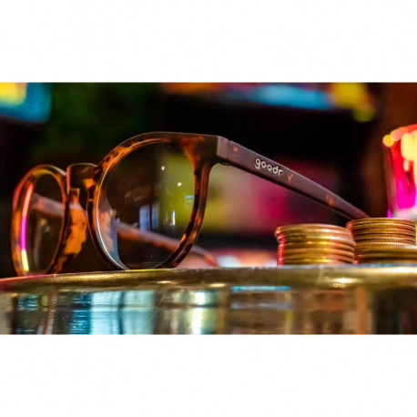 Lentes Goodr Lifestyle Insert Coin To Continue Cafe
