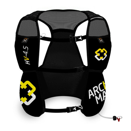 Chaleco Running Arch Max Hydration Vest 4.5 L Negro