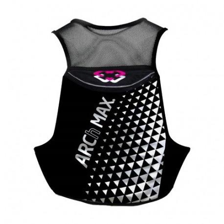 Chaleco de Hidratacion Running Arch Max Hydration Vest 6 L Negro