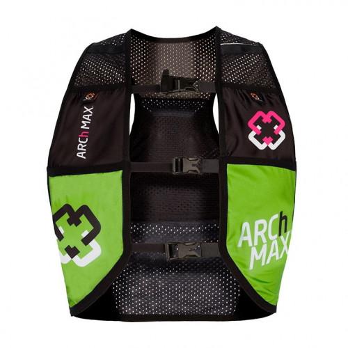 Chaleco de Hidratacion Running Arch Max Hydration Vest 4.5 L Verde