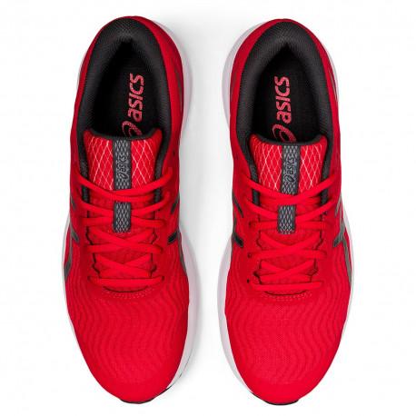Tenis Running Asics Patriot 12 Rojo Hombre