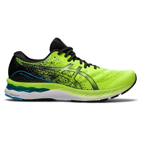 Tenis Running Asics Gel-Nimbus 23 Verde Hombre