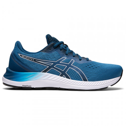 Tenis Running Asics Gel-Excite 8 Azul Hombre