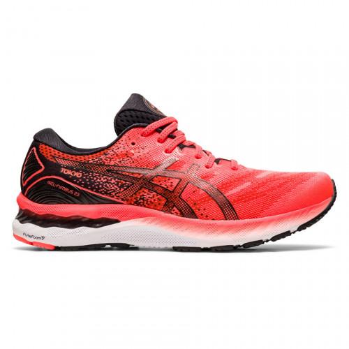 Tenis Running Asics Gel-Nimbus 23 Tokyo Sunrise Red Rojo Hombre