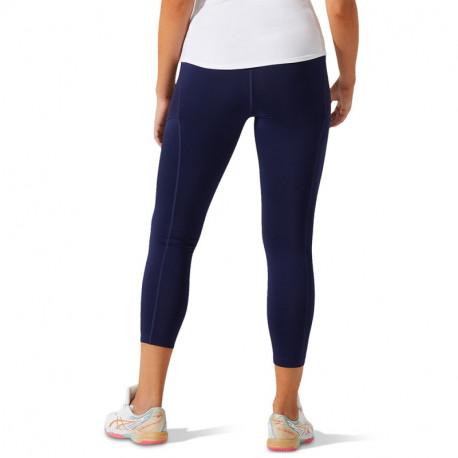 Leggings Asics Tennis Tight Azul Mujer
