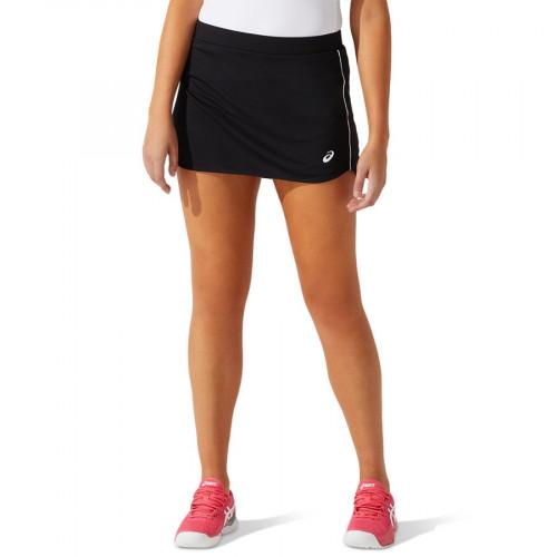 Skort Tennis Asics Court Negro Mujer