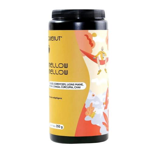 Formula Yoga Quenut Mellow Mellow - Mezcla agaptogena Amarillo