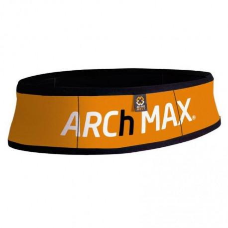 Cinturon Running Arch Max Fluor Naranja