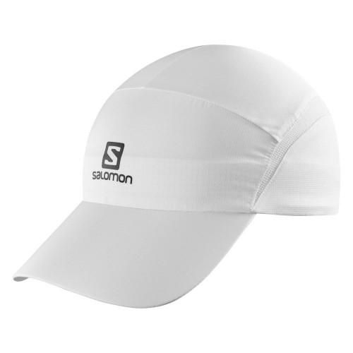 Gorra Running Salomon Xa Compact Blanco