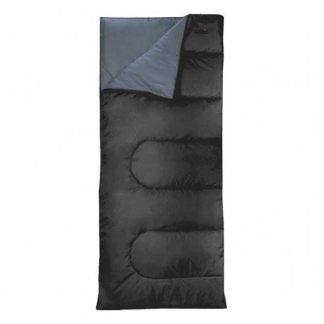 Sleeping Bag Wallis Campismo Envelope 300 Negro