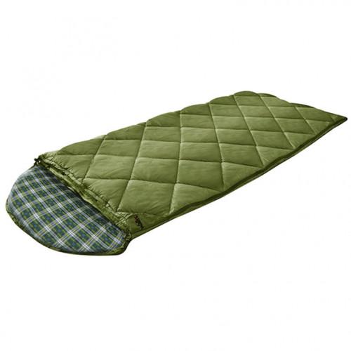 Sleeping Bag Wallis Campismo San Francisco 3 Verde