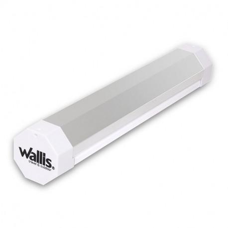Linterna Wallis Campismo High Power LED Portátil Blanco
