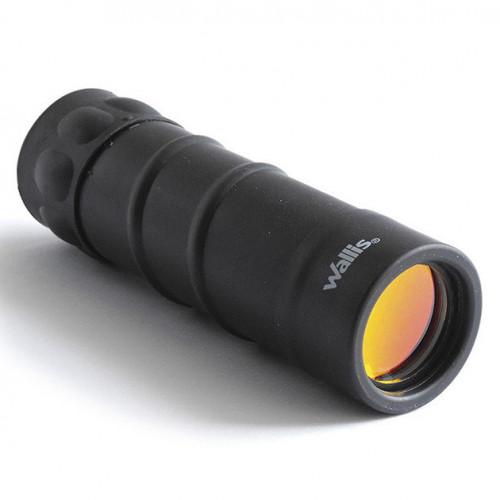 Monocular Wallis Campismo 10 x 25 mm Rubicon Negro