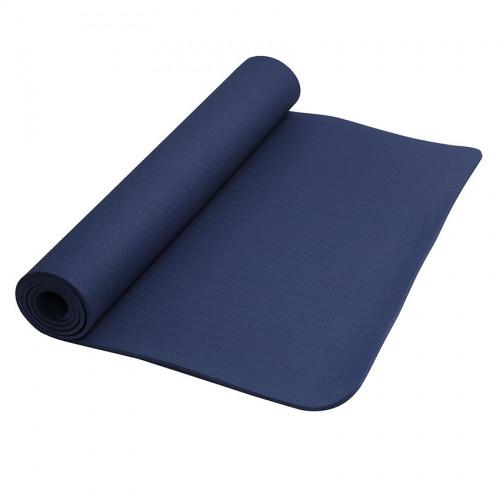 Tapete Fitness DEPORFITT Yoga  Azul