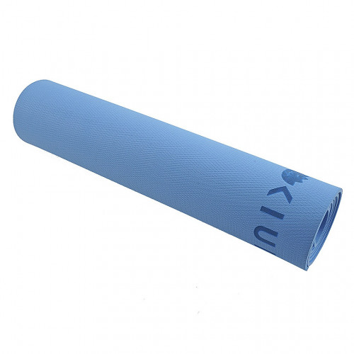 Tapete KIUI Yoga Premium TPE Eco Friendly 6mm Azul