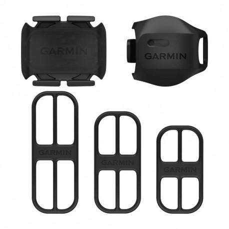Sensor Garmin Ciclismo Bike Speed 2 and Cadence  2 Negro