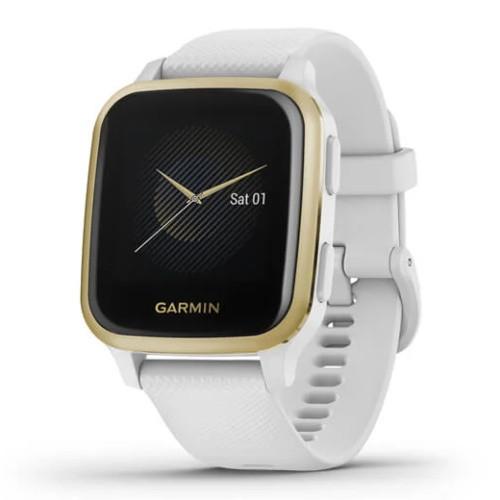 Reloj Garmin Wellness Venu SQ Blanco