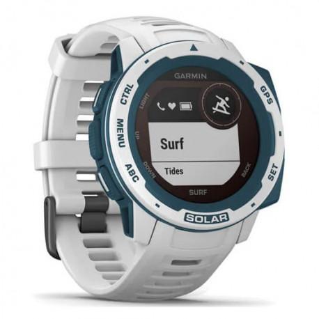 Reloj Garmin Multisport Instinct Solar Blanco