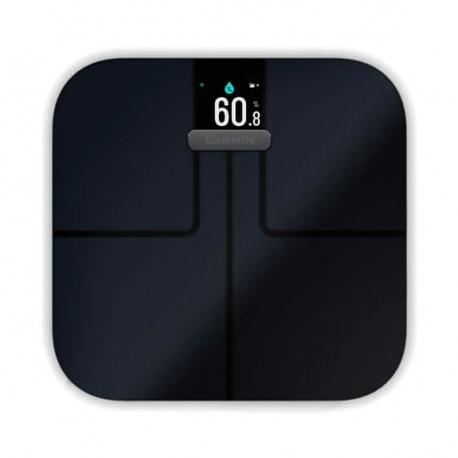 Bascula Garmin Wellness Index S2 Smart Negro