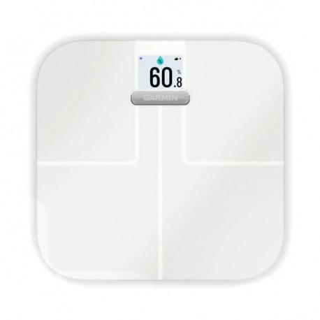 Bascula Garmin Wellness Index S2 Smart Blanco