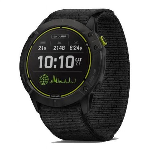 Reloj Multisport Garmin Enduro Negro