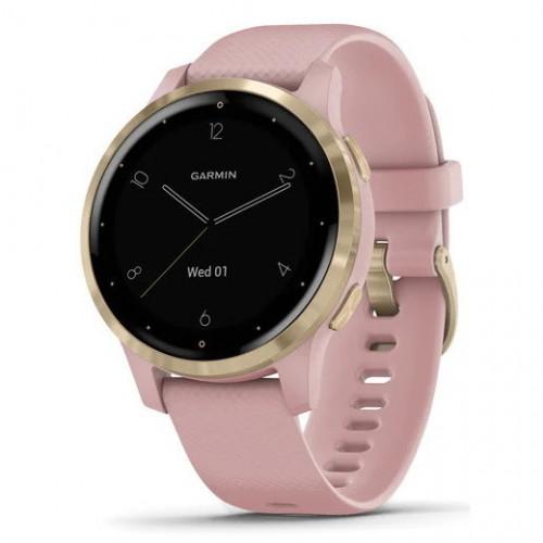 Reloj Garmin Wellness Vivoactive 4S Rosa